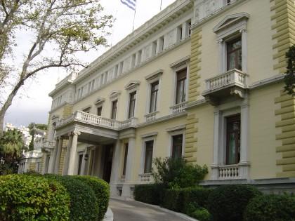 Έργα Τσίλλερ - Προεδρικό Μέγαρο